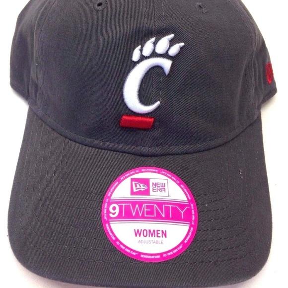 af762e9e6d4 Women s New Era Cincinnati Bearcats 9Twenty Cap